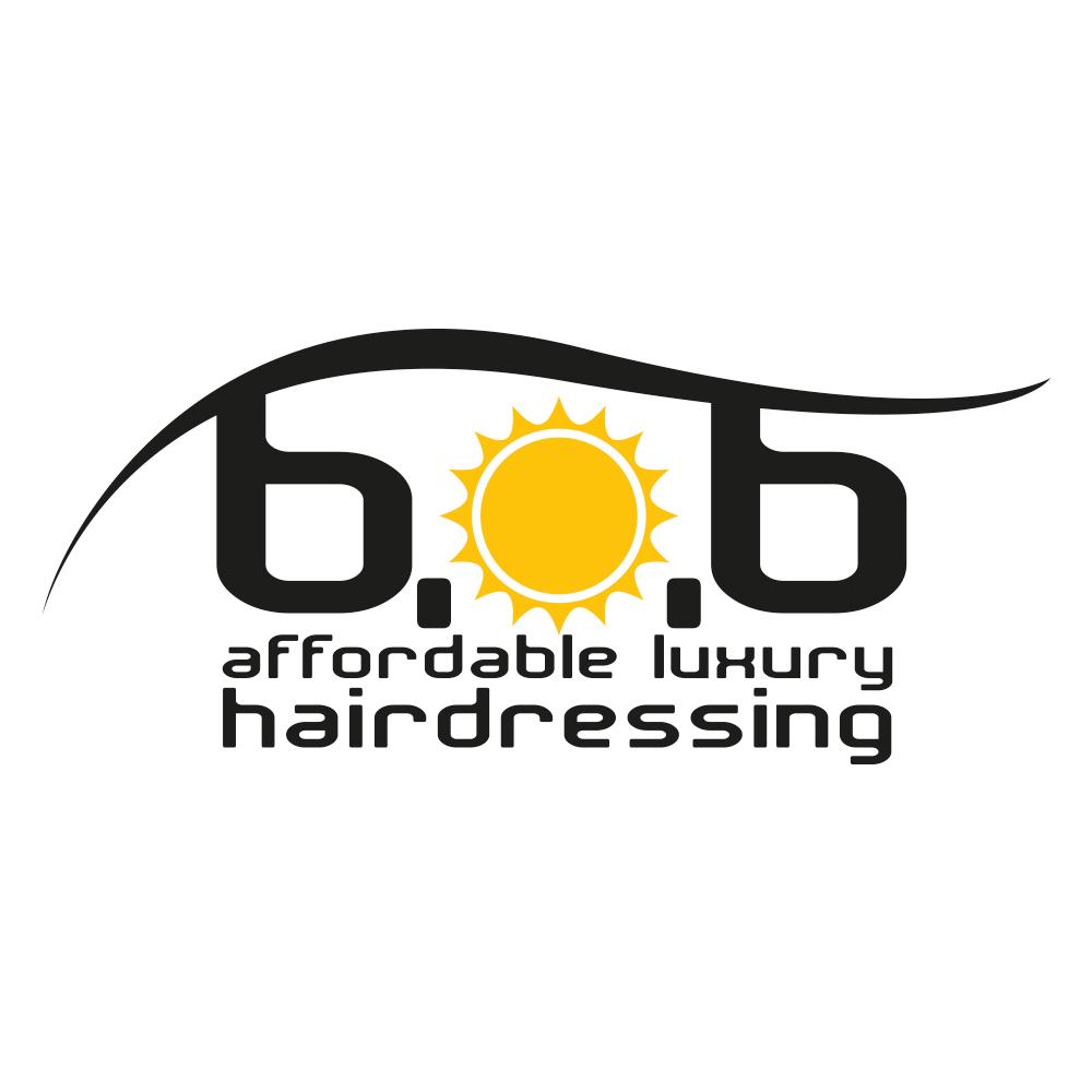 B.O.B Salons logo