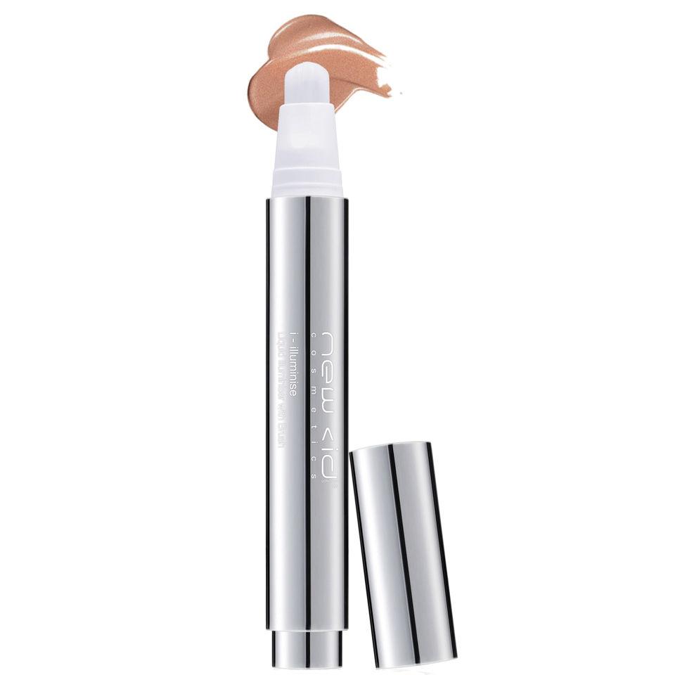New CID Cosmetics i - illuminise, Liquid Illuminiser with Brush - Opal