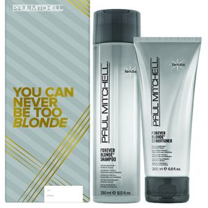 Paul Mitchell forever blonde